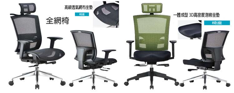 電腦椅/CM1801辦公椅/主管椅