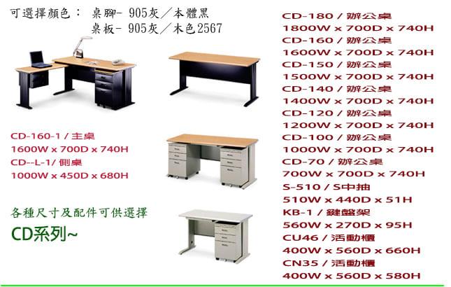 CD桌,CD辦公桌組