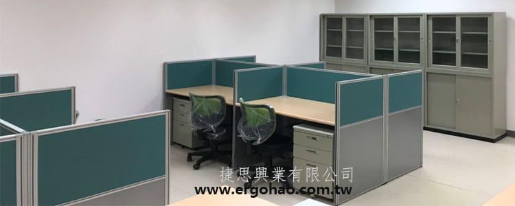 oa屏風/oa鐵櫃/辦公桌/2.5屏風