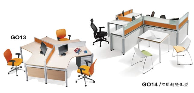 OA辦公桌/造型桌/系統工作桌/OT