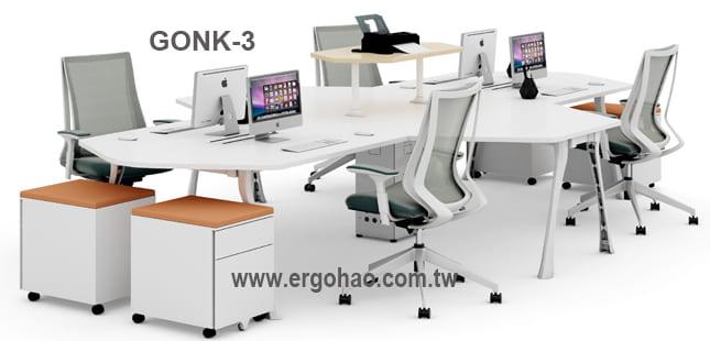 辦公桌/諾克/造型桌/系統工作桌