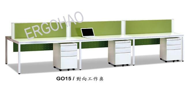 辦公桌/SRT屏風桌/系統工作桌