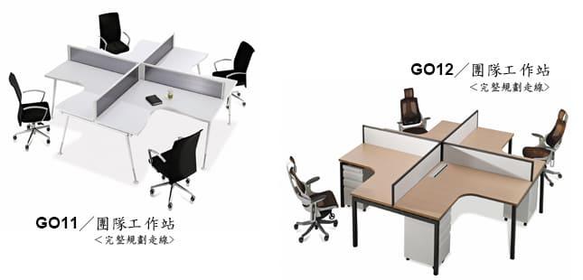 OA辦公桌/造型桌/系統工作桌