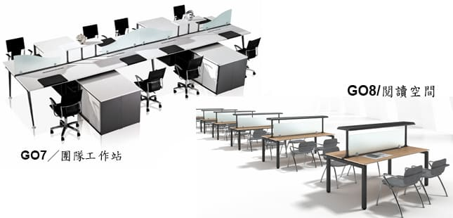 OA辦公桌/造型桌/系統工作桌/圖書館家具