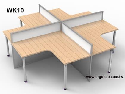 oa桌/屏風桌/系統桌