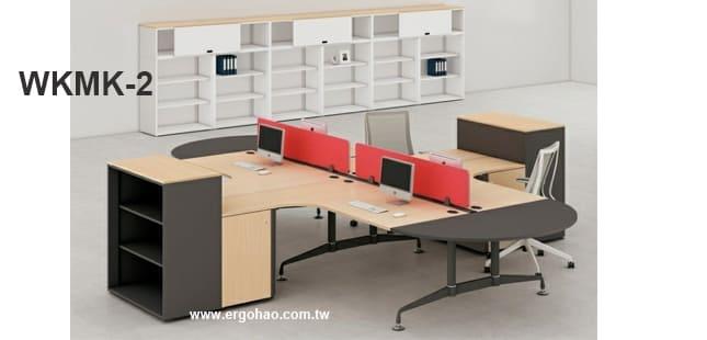 屏風辦公桌/OA桌/系統工作桌/鐵櫃/系統櫃